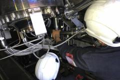 Cambio de Manifold de la Turbina Rolls-Royce 3